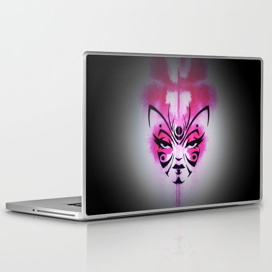 Kabuki Kreature Laptop & iPad Skin