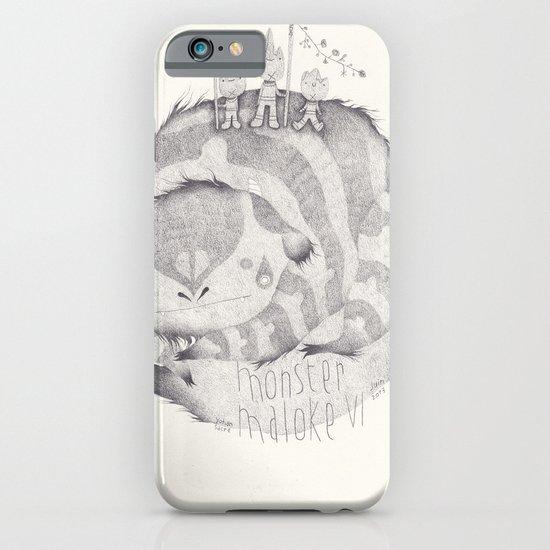 monster maloke VI iPhone & iPod Case