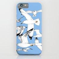 Flying around iPhone 6 Slim Case