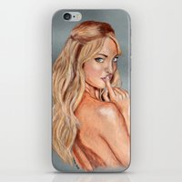 Expressions. Shhh.... iPhone & iPod Skin