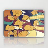Happy Days Laptop & iPad Skin