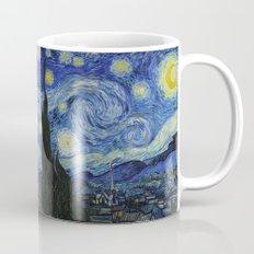 Starry Night By Vincent … Mug