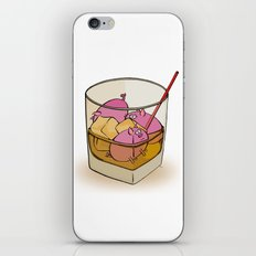 Pickle Pigs Too iPhone & iPod Skin