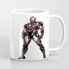 Iron Man - Colored Sketch Mug