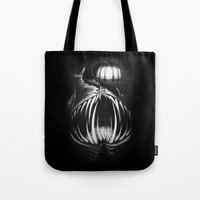 Under The Lampshade Tote Bag