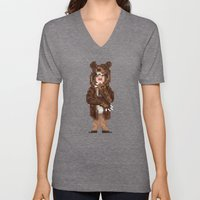 Fur Sure Unisex V-Neck