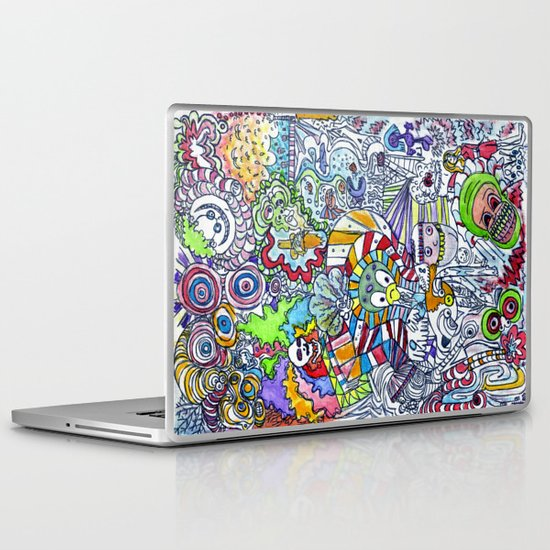 FUNHOUSE Laptop & iPad Skin