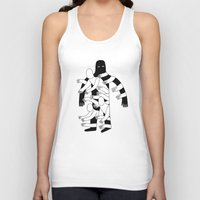 Unisex Tank Top featuring The Hole by Jack Teagle