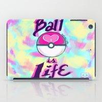 Pokeball is Life iPad Case