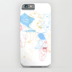 Gods of the Planets iPhone 6 Slim Case