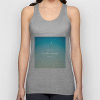 I Love You To The Moon A… Unisex Tank Top