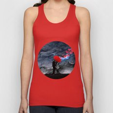 Love Valentine's Day Unisex Tank Top