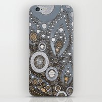 :: Summer Rain :: iPhone & iPod Skin