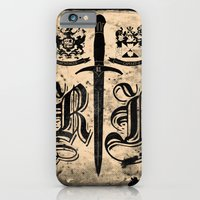 iPhone & iPod Case featuring Romeo and Juliet by Tyler Bramer