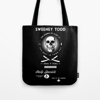 daily specials Tote Bag
