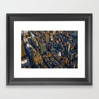 Top Of The Empire #9 Framed Art Print