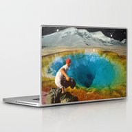 Laptop & iPad Skin featuring CLEAR HISTORY by Beth Hoeckel Collage…