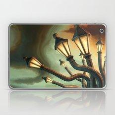Drunk Streetlamps Laptop & iPad Skin
