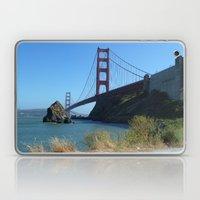 Golden Gate Bridge Laptop & iPad Skin
