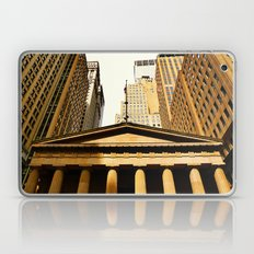 'Wall Street NYC' Laptop & iPad Skin