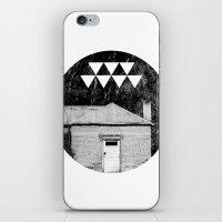 Chile iPhone & iPod Skin