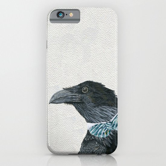 Raven Croft iPhone & iPod Case