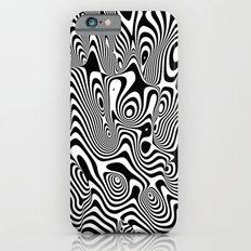 Trippy Background iPhone 6 Slim Case