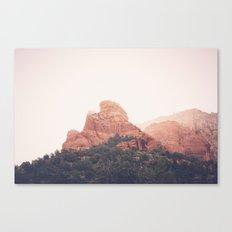 Sunrise in Sedona Canvas Print