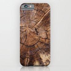 knock on wood iPhone 6 Slim Case