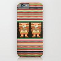 Nick's Blanket 1968 Version 2 (With Figures) iPhone 6 Slim Case