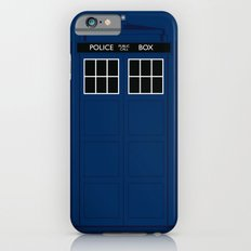 Doctor Who - The Doctor is in.....  iPhone 6s Slim Case