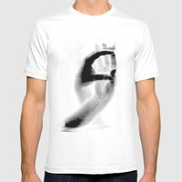 Fingers #2 Mens Fitted Tee White SMALL