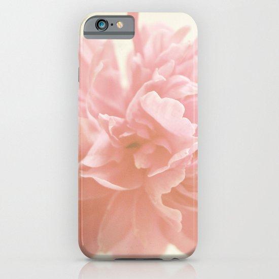 Peony Bloom iPhone & iPod Case