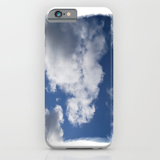 Clouds Over Hill iPhone & iPod Case
