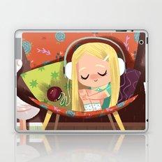 Slow It Down Laptop & iPad Skin