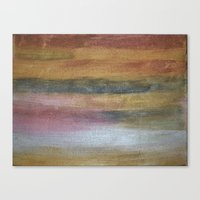 Color Plate - Rusty Canvas Print