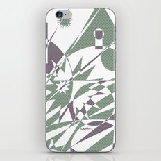 The Summit Afterglow iPhone & iPod Skin