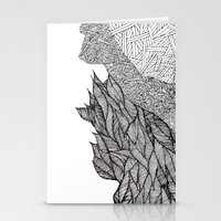 Gardens Stationery Cards