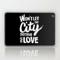 This City Laptop & iPad Skin