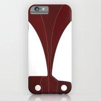 Silhouette Racers - Volv… iPhone 6 Slim Case
