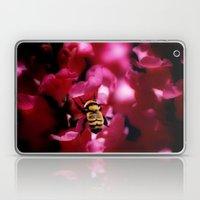 Busy Bumblebee Laptop & iPad Skin