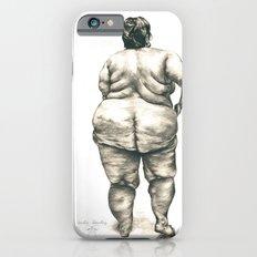 mujer en la ducha Slim Case iPhone 6s