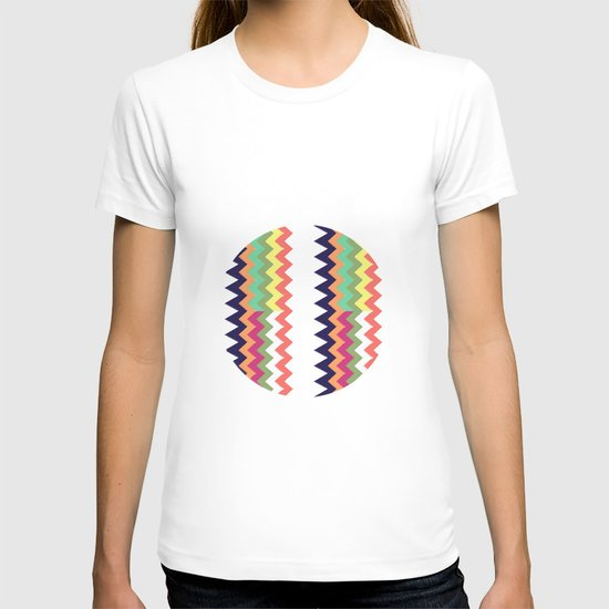 Geodesic T-shirt