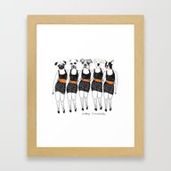 Simply Irresistible  Framed Art Print