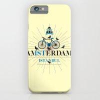 amsterdam & istanbul iPhone 6 Slim Case