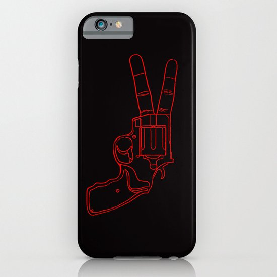 Peace Bang iPhone & iPod Case