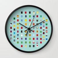 Minimalism SH Wall Clock