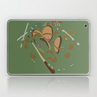 Teenage Mutant Ninja Tur… Laptop & iPad Skin