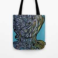 Windower Teal Tote Bag