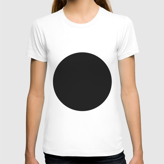The Circle – Black T-shirt
